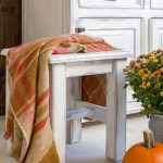drewniany stolik do kuchni
