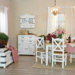 kolekcja bianco rustykalna jadalnia 022