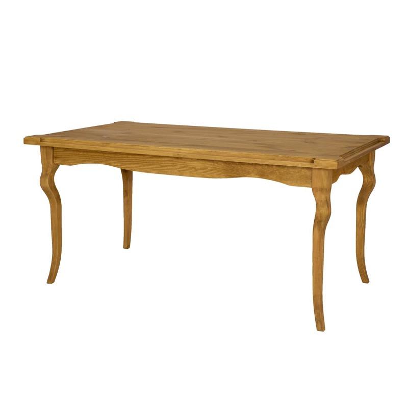 Drewniany stół woskowany LUD01