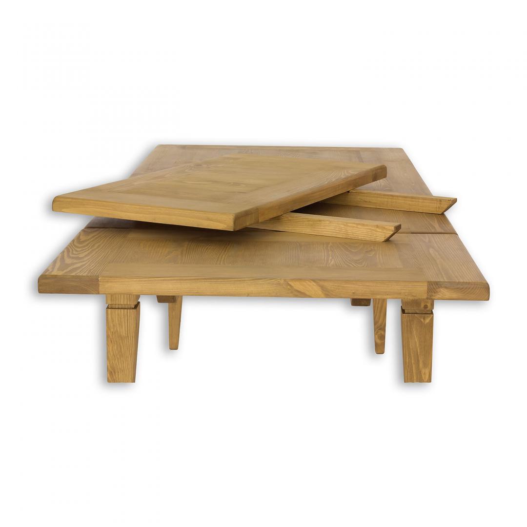 stol z dostawkami