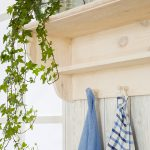 drewniana polka sosnowa