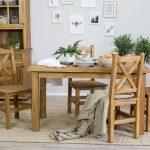 drewniany stol sosnowy woskowany