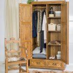 szafy rustykalne z drewna
