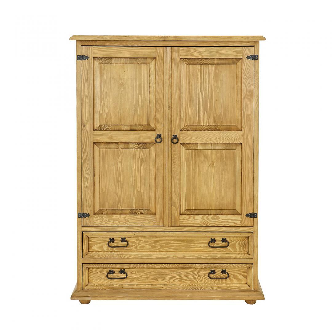 drewniana komoda bielizniarka