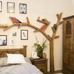 drewniane meble rustykalne do pokoju