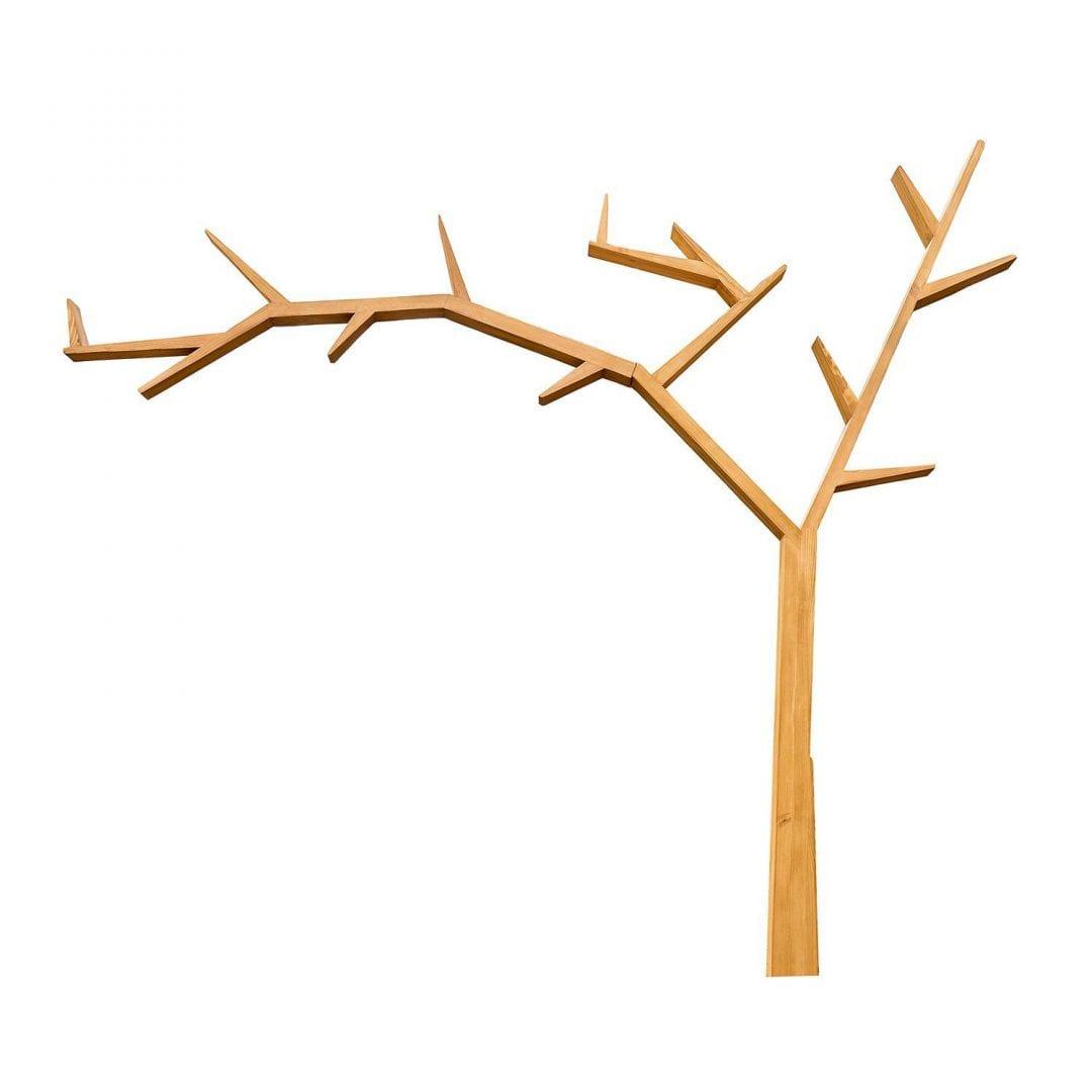 Półka drzewo na książki COS17 /LEWA