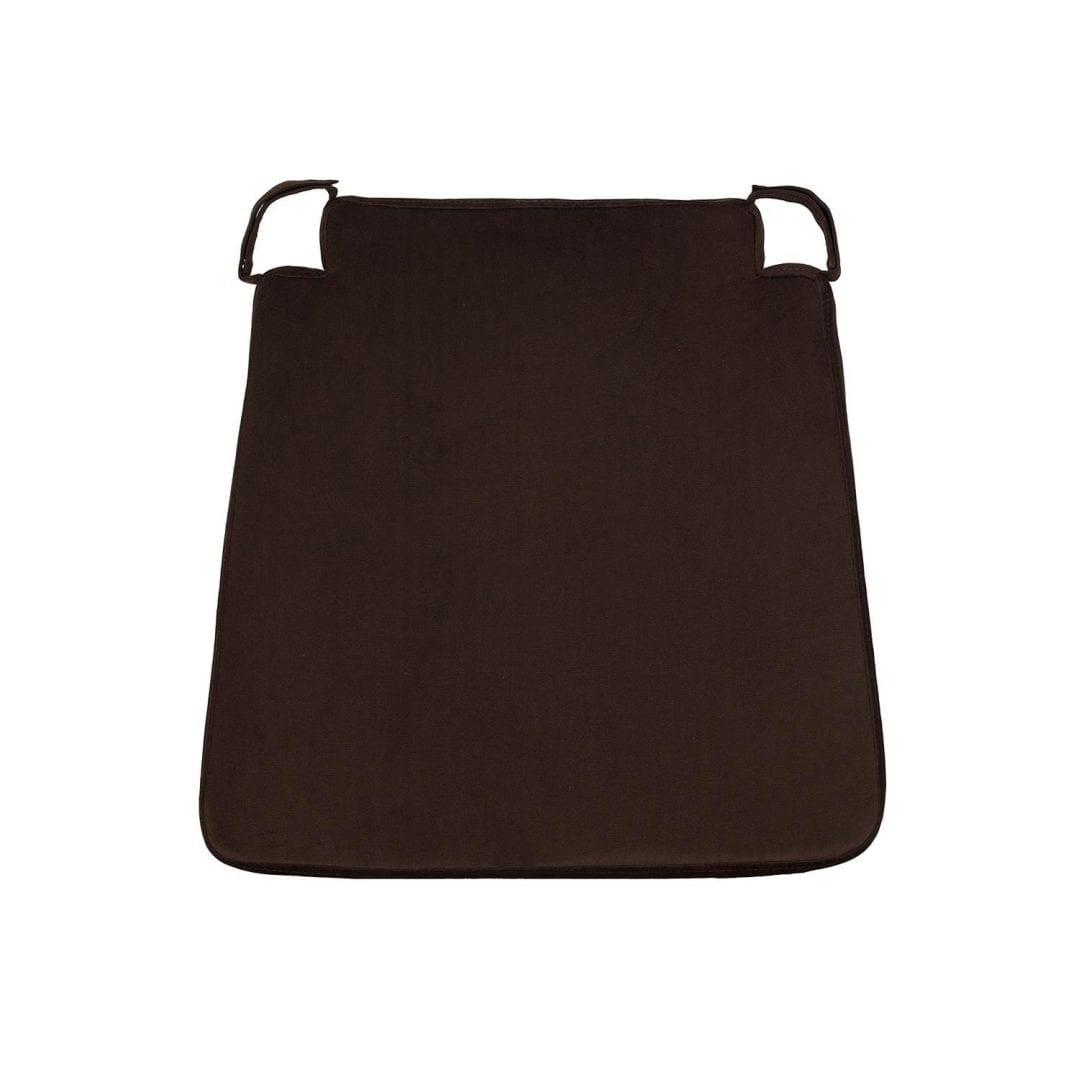 Poduszka na krzesło kwadrat KW/Ciemna