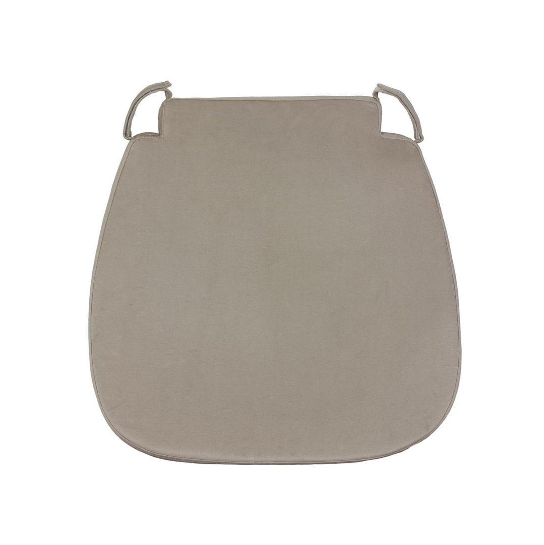Poduszka na krzesło OKR/Jasna