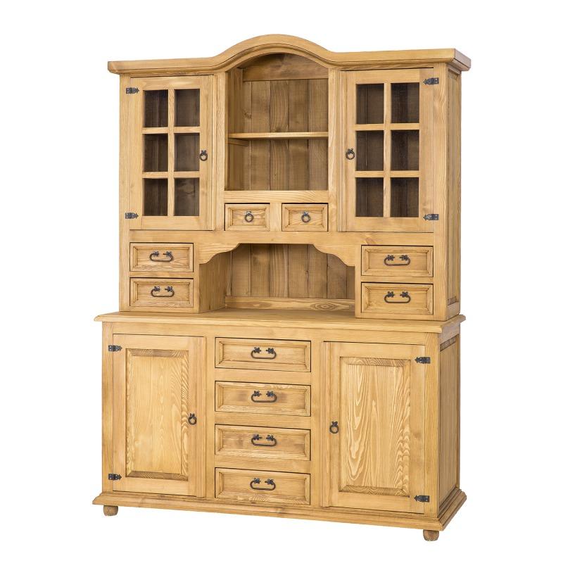 Drewniany kredens kuchenny VIT17