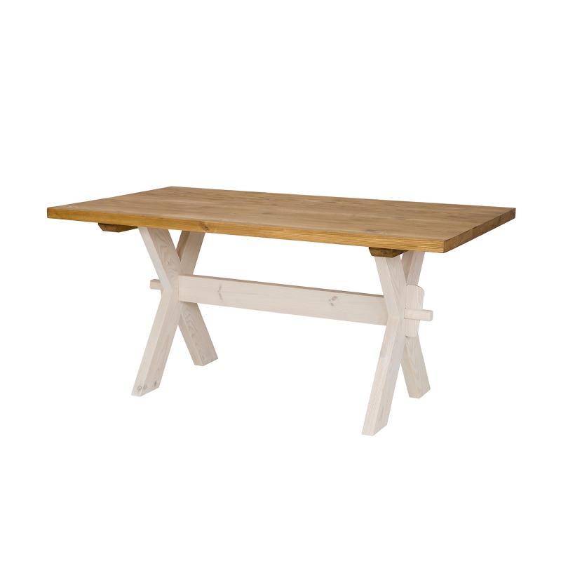 Drewniany stół MES16 - STEEL