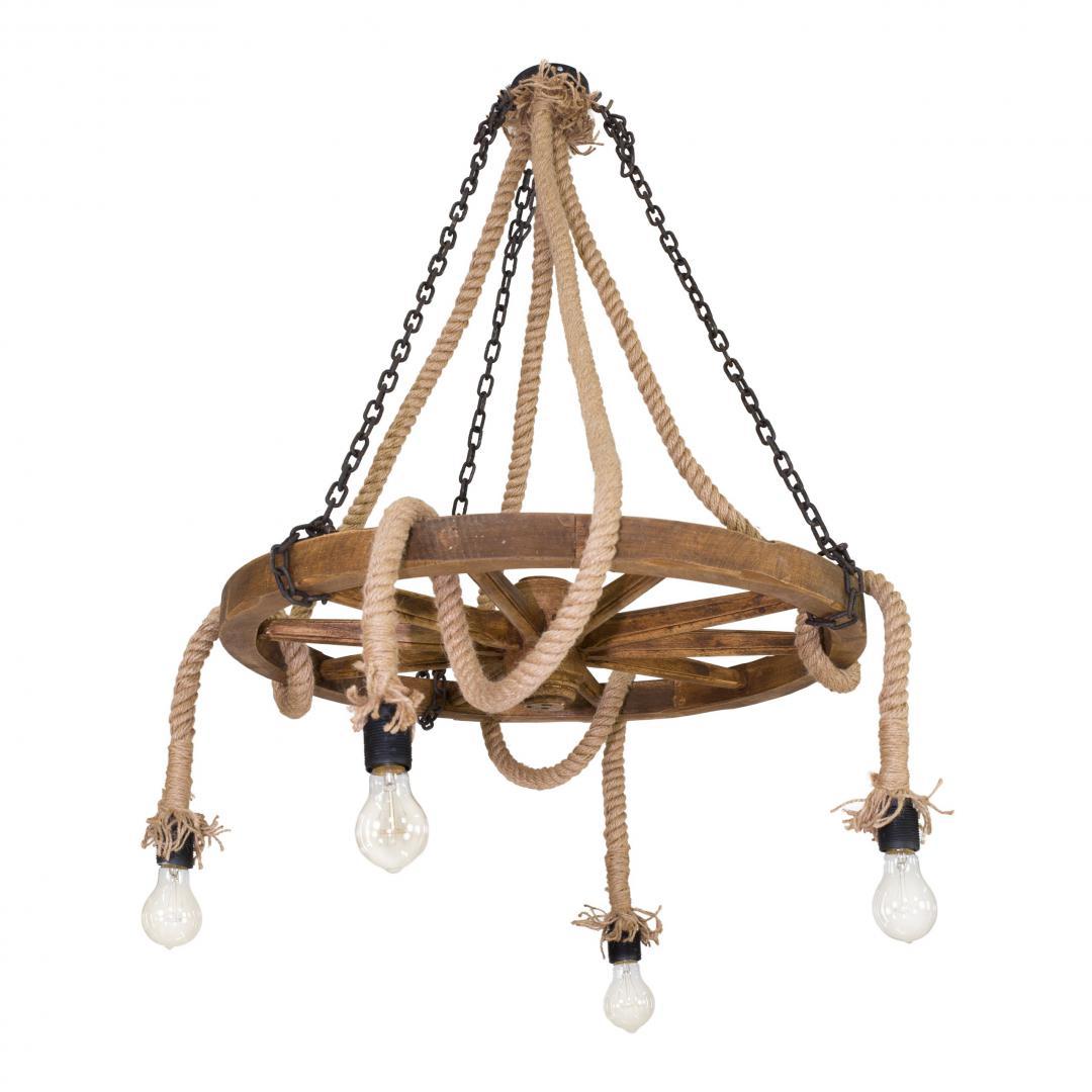 Lampa sznurowa KOŁO