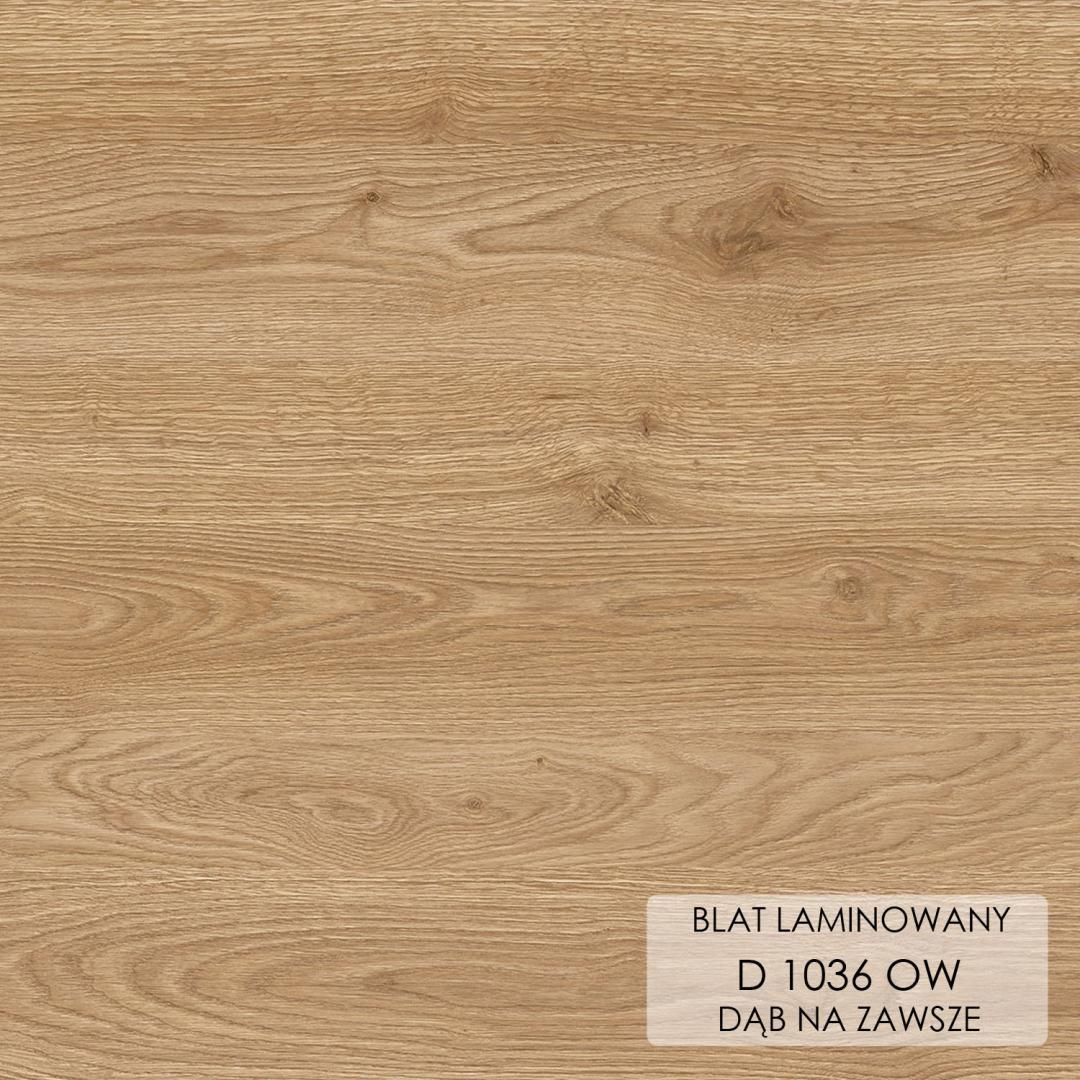 BLAT LAMINOWANY - DĄB NA ZAWSZE - D 1036 OW