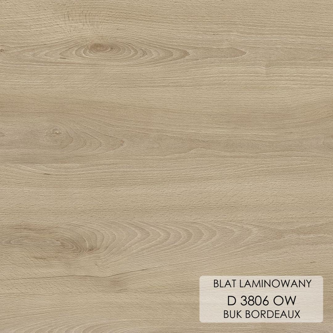 BLAT LAMINOWANY - BUK BORDEAUX - D 3806 OW