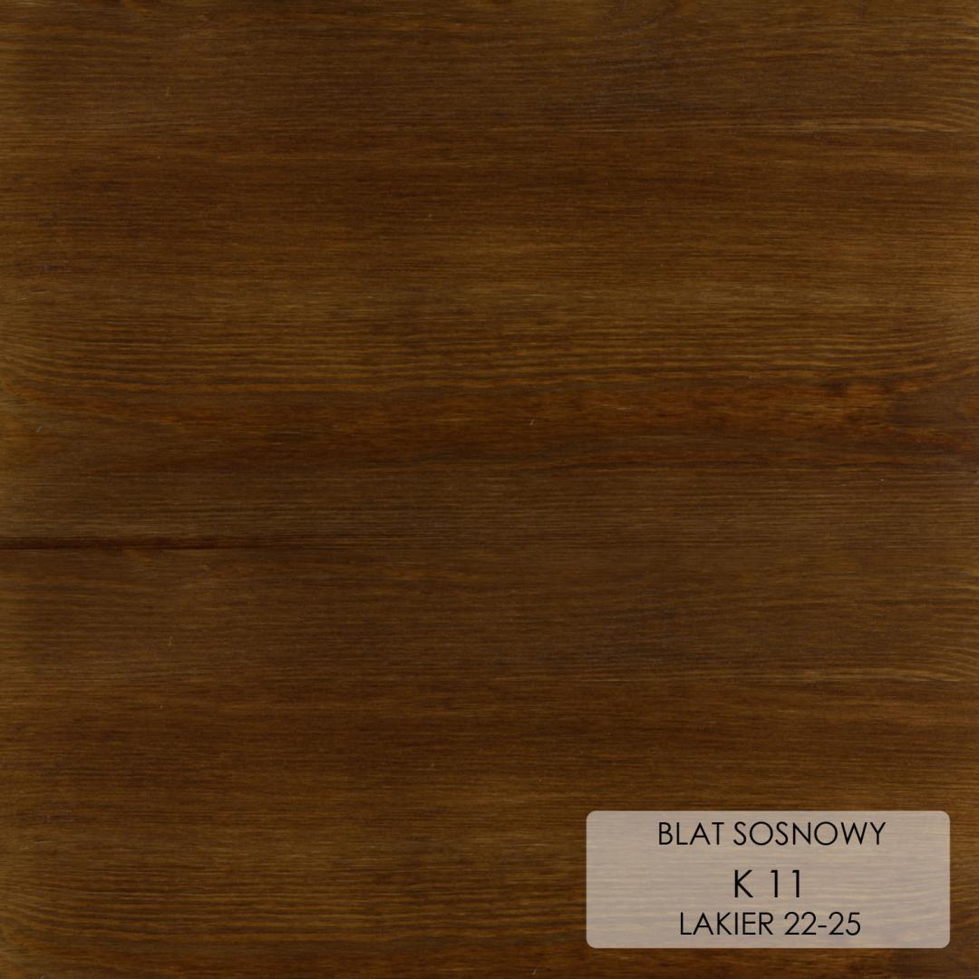 BLAT SOSNOWY - K11 LAKIER 22-25