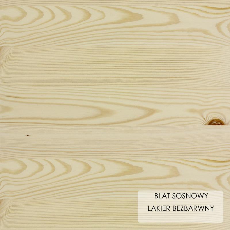 BLAT SOSNOWY - LAKIER BEZBARWNY