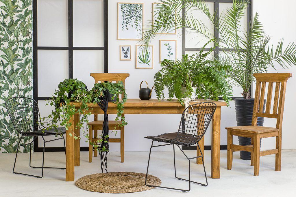 drewniany-stol-krzesla-meblo-wosk