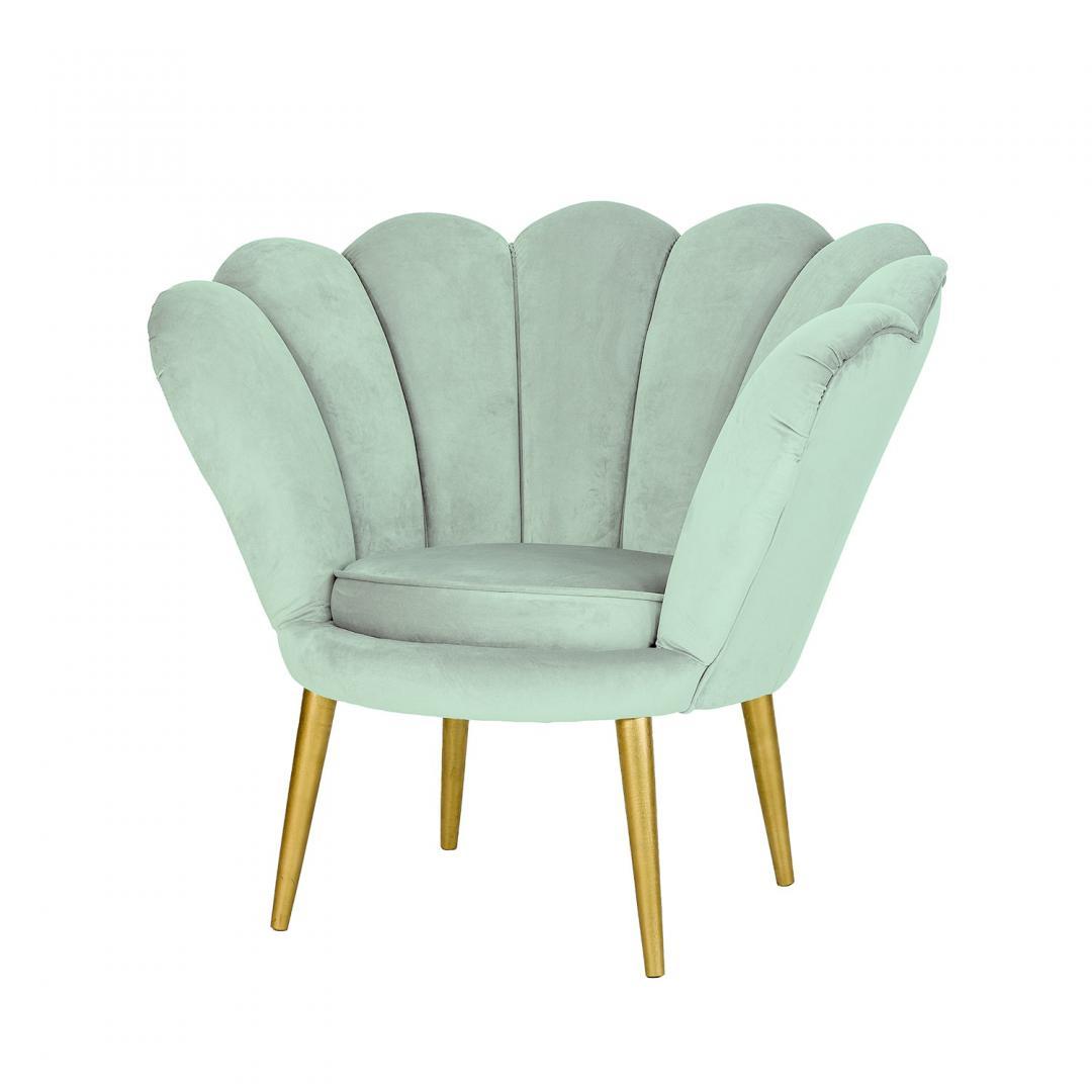fotel rosalina w tkanine bluvel kolory