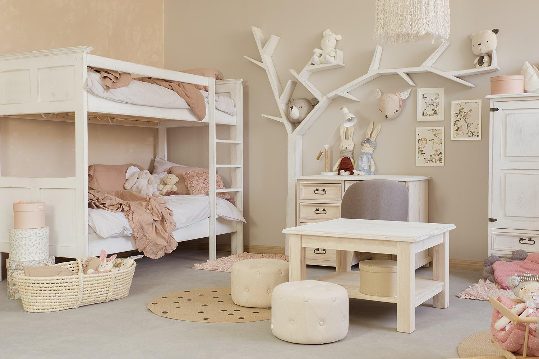 piętrowe łóżko dla dzieci