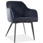 Krzesło tapicerowane ELINA