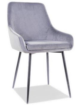 WYPRZEDAŻ - DOSTĘPNE OD RĘKI Krzesło tapicerowane ALBI
