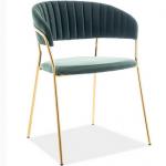 Krzesło tapicerowane lira