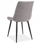 Krzesło tapicerowane ZOOM