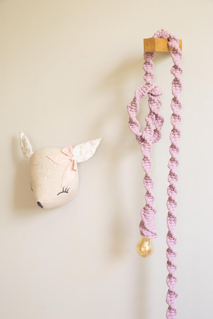 lampy sznur do pokoju dzieckka