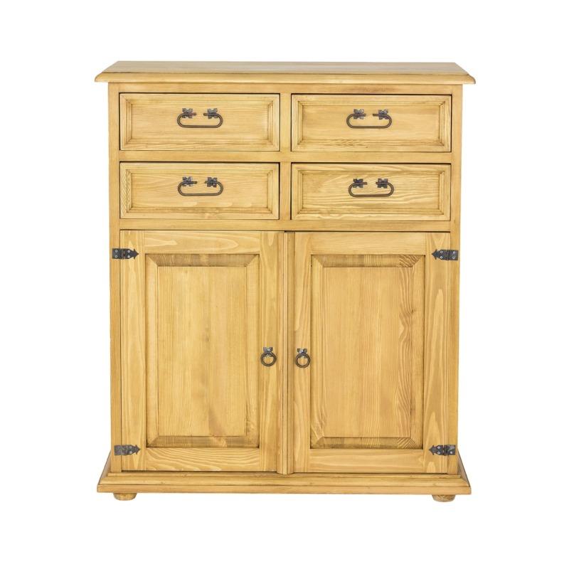mala komoda drewniana do pokoju