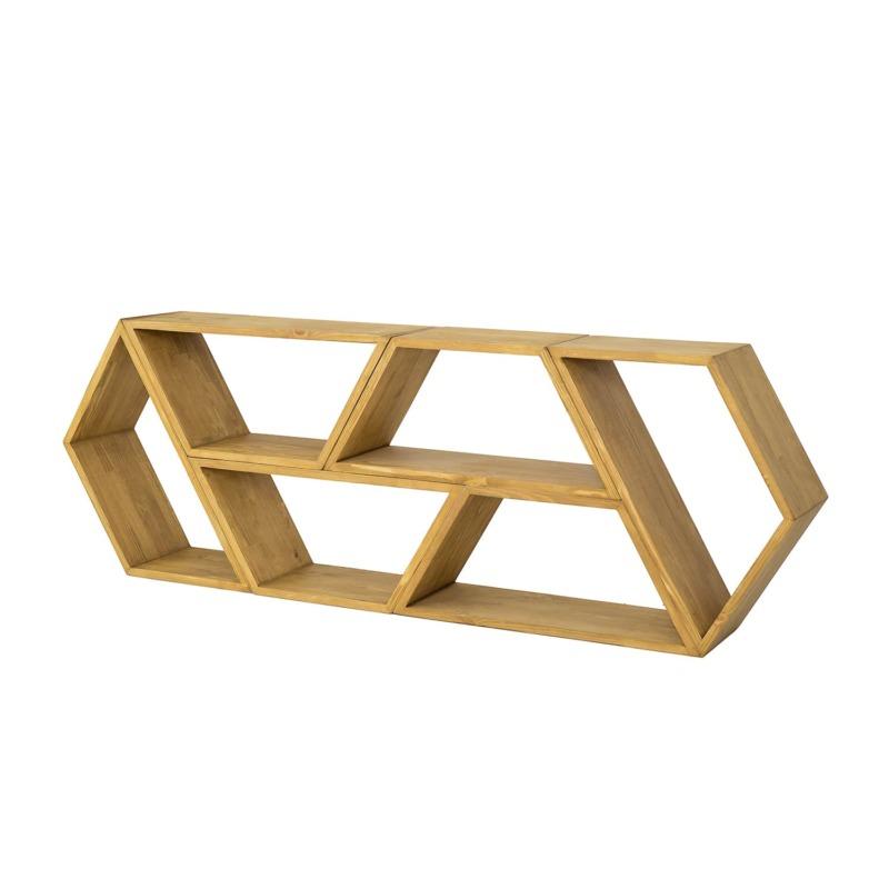 Drewniana półka ścienna COS22