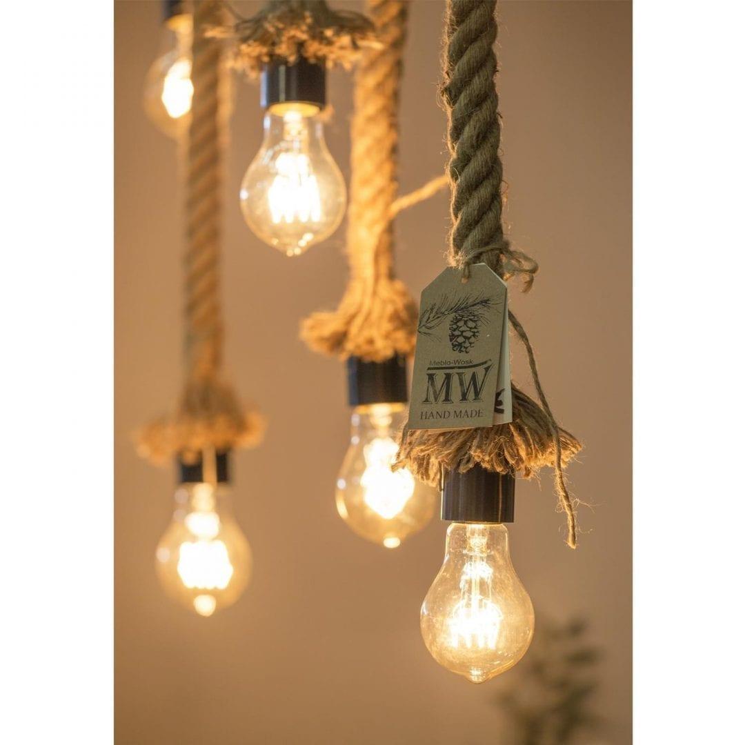 LAMPA SZNUR 2x50cm