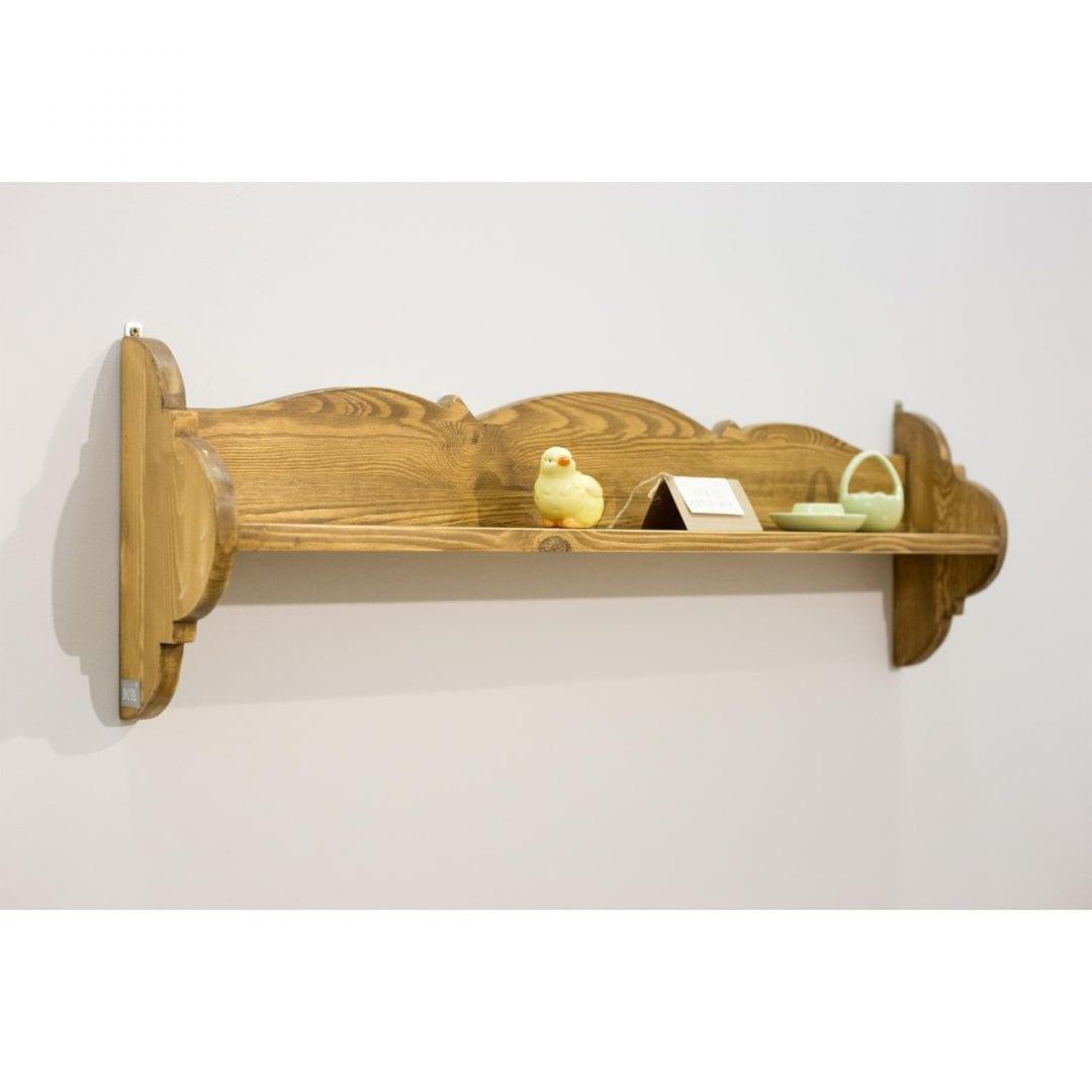 Drewniana półka COS12