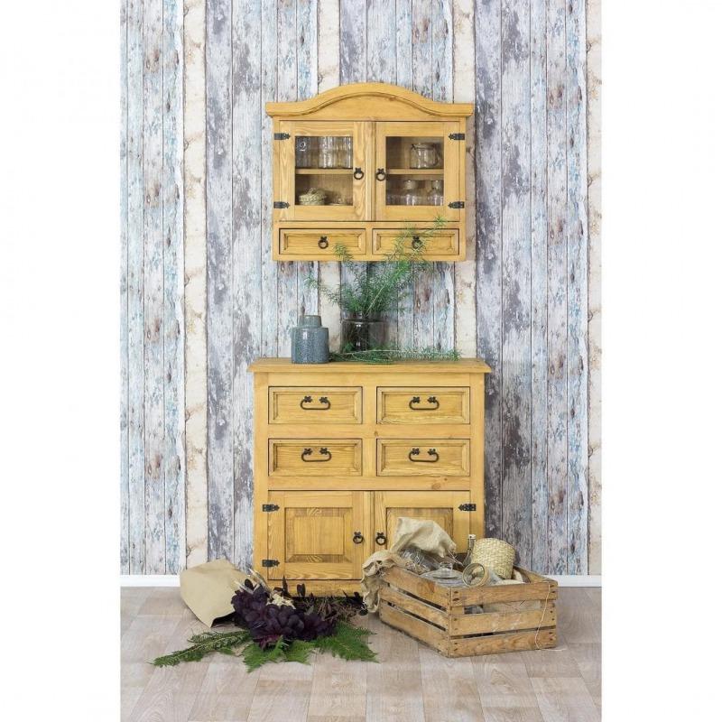 Drewniana szafka kuchenna COS07