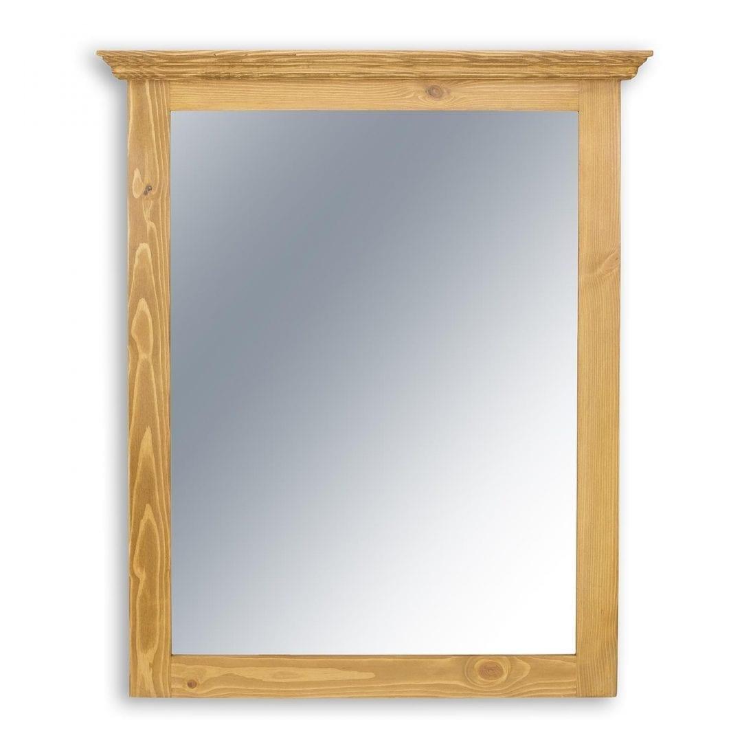 Drewniane lustro COS03