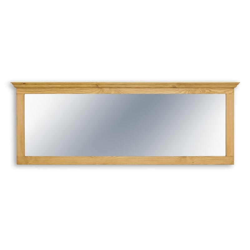 Drewniane lustro COS01