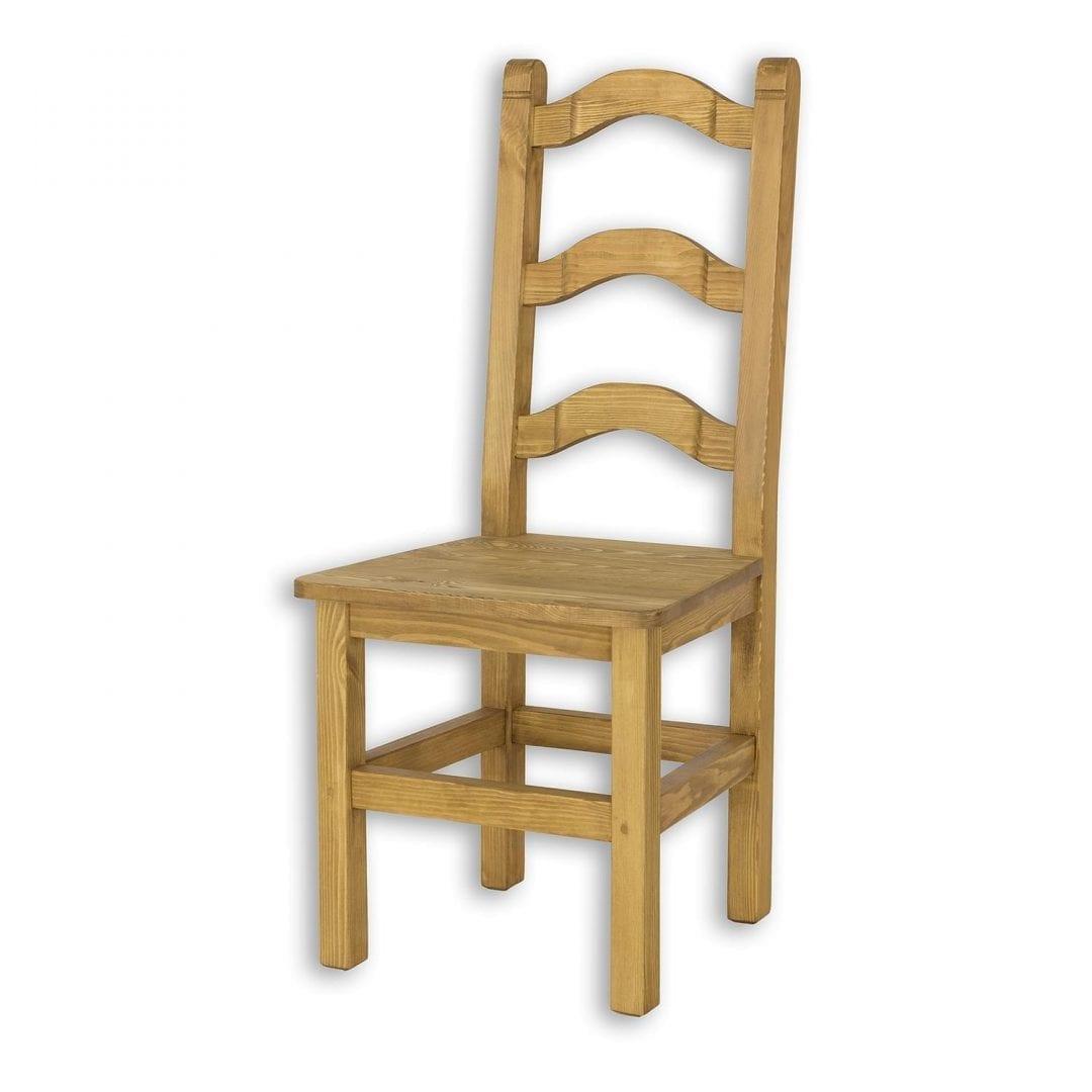 Krzesło woskowane SIL01