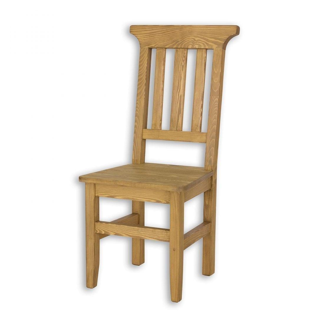 Klasyczne krzesło drewniane SIL04
