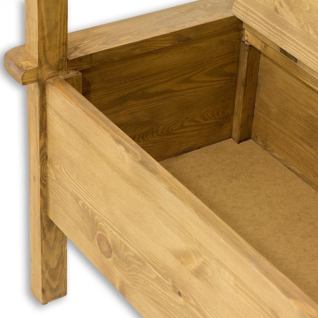 Drewniana ławka SIL14/A