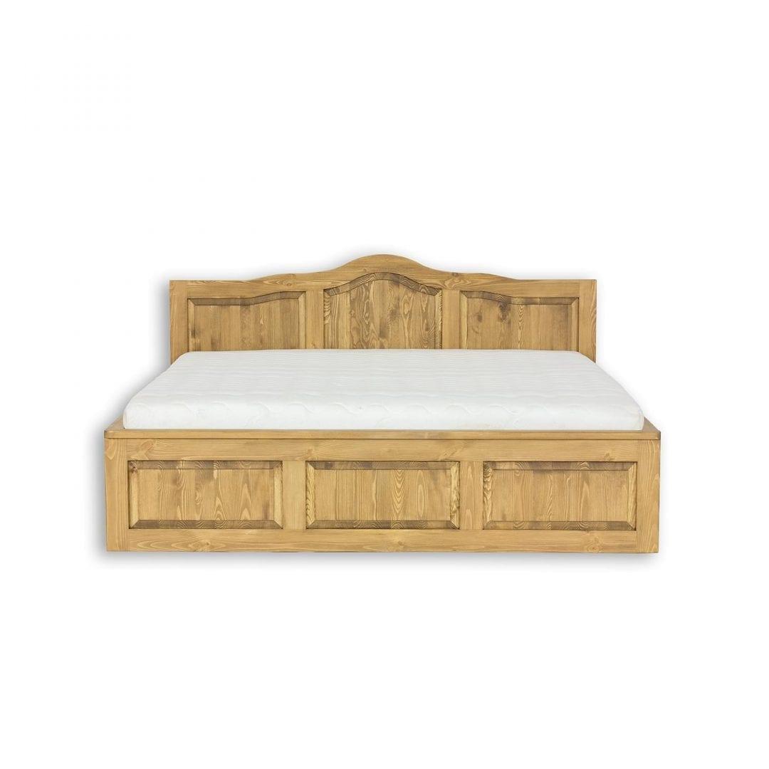 Drewniane łóżko ACC04