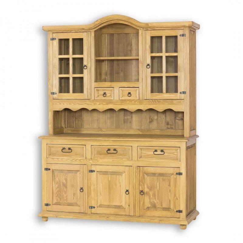 Drewniany kredens kuchenny VIT01