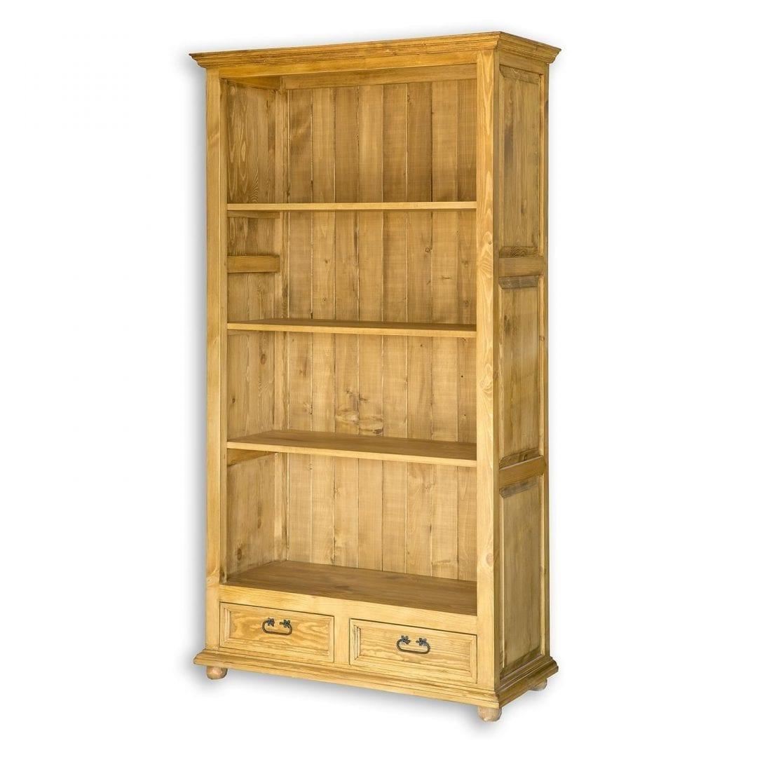 Drewniany regał REG01
