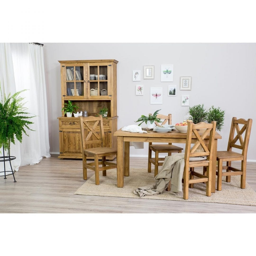 Drewniany stół  MES13